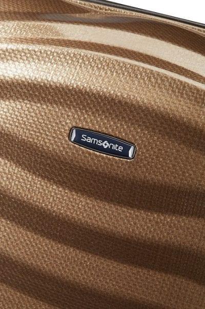 מזוודה קשיחה יוקרתית קלה במיוחד Samsonite Lite Shock 52