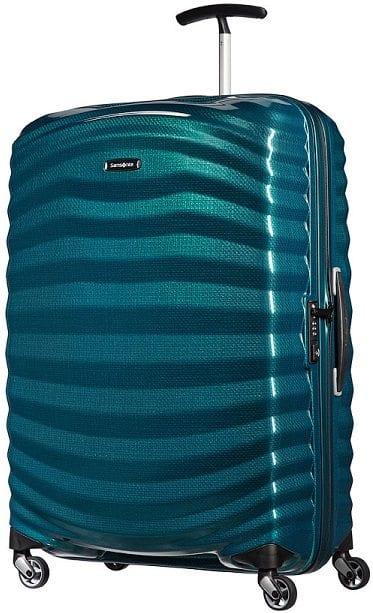 מזוודה קשיחה יוקרתית קלה במיוחד Samsonite Lite Shock 50