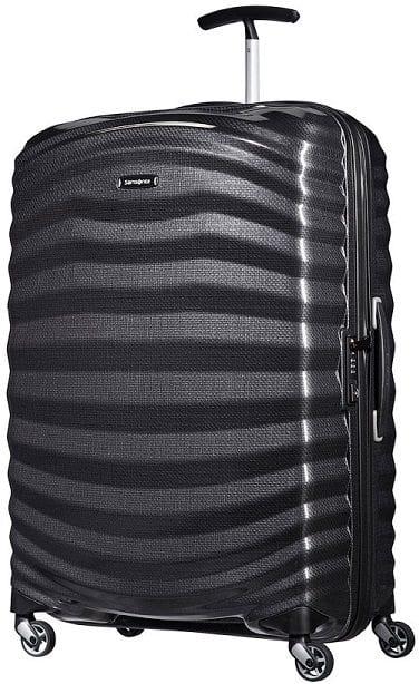 מזוודה קשיחה יוקרתית קלה במיוחד Samsonite Lite Shock 31