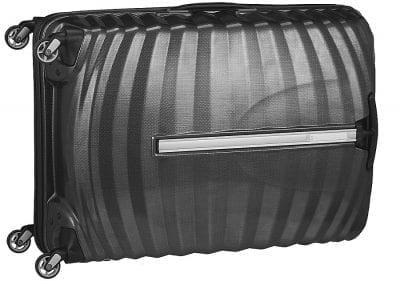 מזוודה קשיחה יוקרתית קלה במיוחד Samsonite Lite Shock 58