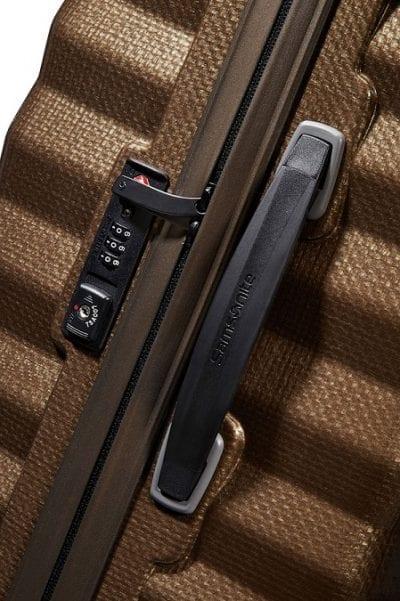 מזוודה קשיחה יוקרתית קלה במיוחד Samsonite Lite Shock 54