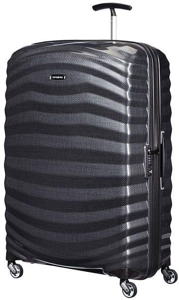 מזוודה קשיחה יוקרתית קלה במיוחד Samsonite Lite Shock 67