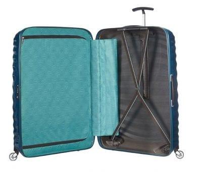 מזוודה קשיחה יוקרתית קלה במיוחד Samsonite Lite Shock 78