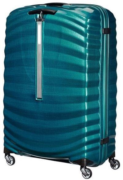 מזוודה קשיחה יוקרתית קלה במיוחד Samsonite Lite Shock 76
