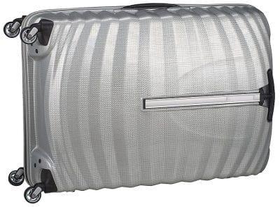 מזוודה קשיחה יוקרתית קלה במיוחד Samsonite Lite Shock 75