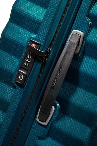 מזוודה קשיחה יוקרתית קלה במיוחד Samsonite Lite Shock 71
