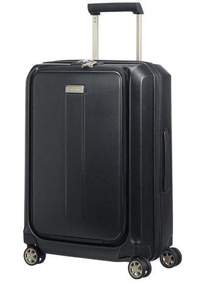מזוודה קשיחה לעלייה למטוס עם תא למחשב Samsonite Prodigy 1