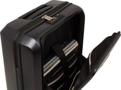 מזוודה קשיחה לעלייה למטוס עם תא למחשב Samsonite Prodigy 16