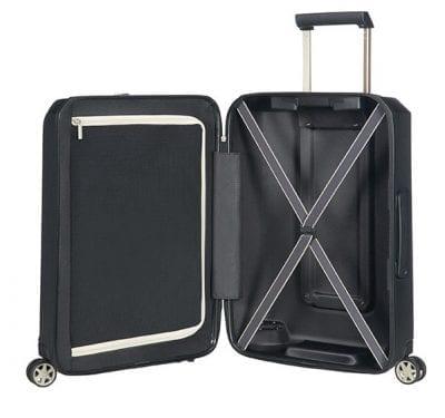 מזוודה קשיחה לעלייה למטוס עם תא למחשב Samsonite Prodigy 19