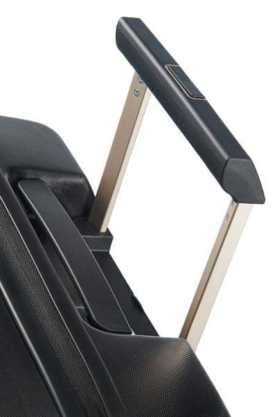 מזוודה קשיחה לעלייה למטוס עם תא למחשב Samsonite Prodigy 18