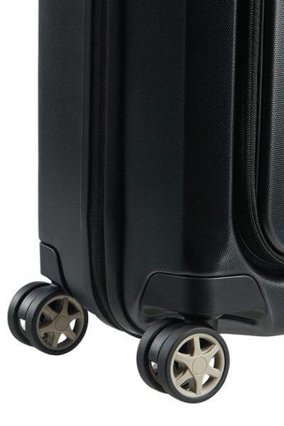 מזוודה קשיחה לעלייה למטוס עם תא למחשב Samsonite Prodigy 15