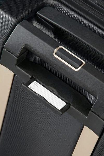 מזוודה קשיחה לעלייה למטוס עם תא למחשב Samsonite Prodigy 14