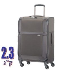 מזוודות Samsonite_Uplite_67 במבצע