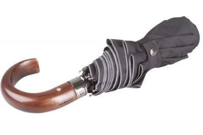 מטריה מתקפלת איכותית סמסונייט Samsonite Wood Classic 21