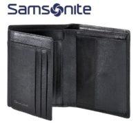 ארנק עור סמסונייט Samsonite 61u008 1
