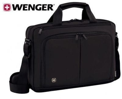 תיק עסקים למחשב סוויס וונגר Wenger Source 9