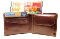 ארנק עור איטלקי גדול טוני פרוטי Tony Perotti 10901 3