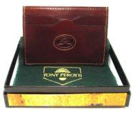 ארנק עור איטלקי טוני פרוטי Tony Perotti 10332 4