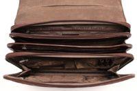 תיק עור איטלקי גדול טוני פרוטי Tony Perotti 10818 9