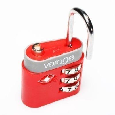 מנעול קומבינציה Verage TSA Lock 4
