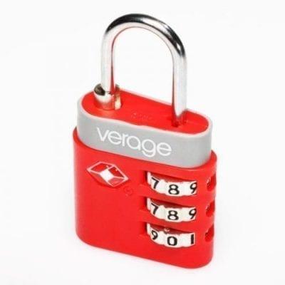 מנעול קומבינציה Verage TSA Lock 2