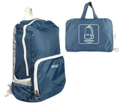 תיק גב מתקפל לנסיעות Verage Folding Backpack 1