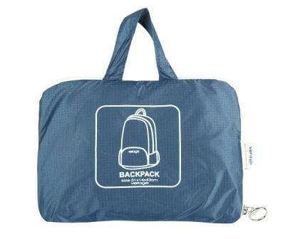 תיק גב מתקפל לנסיעות Verage Folding Backpack 6