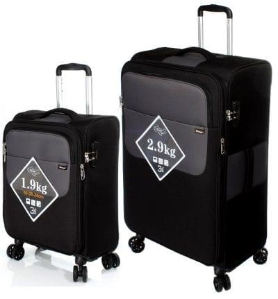 סט צמד מזוודות קלות Verage Lite Cross 6