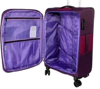 מזוודה קלת משקל Verage Lite Cross 61