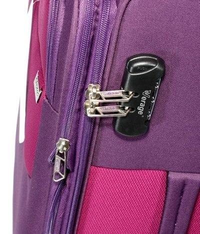 מזוודה קלת משקל Verage Lite Cross 43