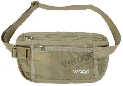 חגורת כסף Verage Money Belt 2