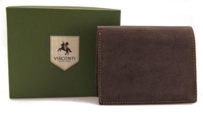 ארנק עור ויסקונטי Visconti 705 2