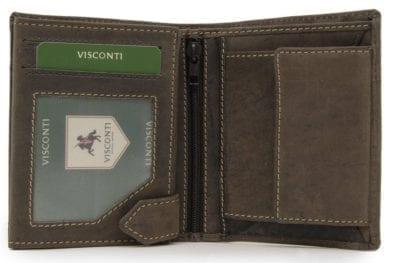 ארנק עור ויסקונטי Visconti 708 2