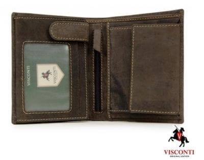 ארנק עור ויסקונטי Visconti 709 2