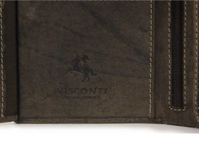 ארנק עור ויסקונטי Visconti 709 8