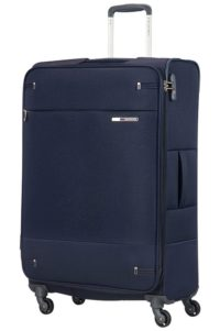 מזוודה קלה מבד Samsonite Base Boost 23