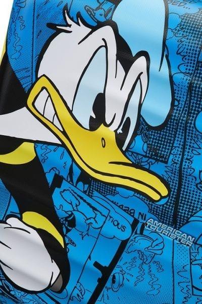 מזוודה קשיחה דיסני American Tourister Disney Comics Donald Duck 10