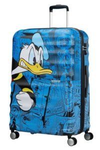 מזוודה קשיחה דיסני American Tourister Disney Comics Donald Duck 7