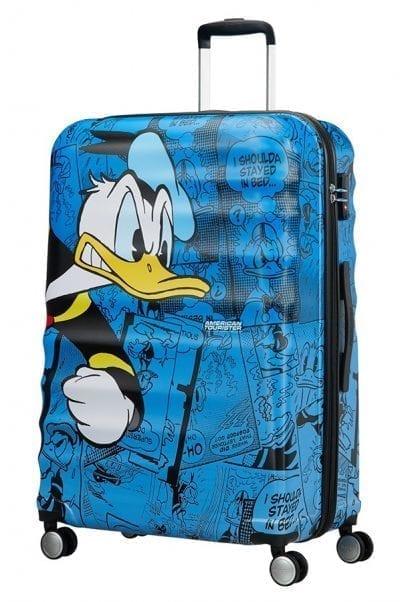 מזוודה קשיחה דיסני American Tourister Disney Comics Donald Duck 7