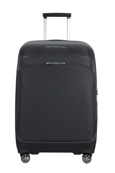 מזוודה משולבת בד וקשיחה סמסונייט Samsonite Fuze 37