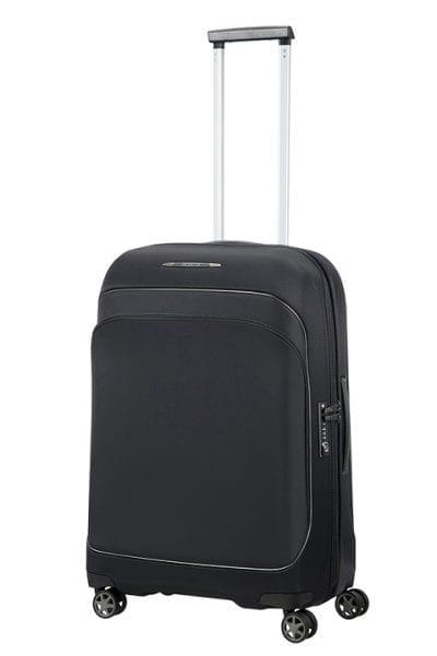 מזוודה משולבת בד וקשיחה סמסונייט Samsonite Fuze 38