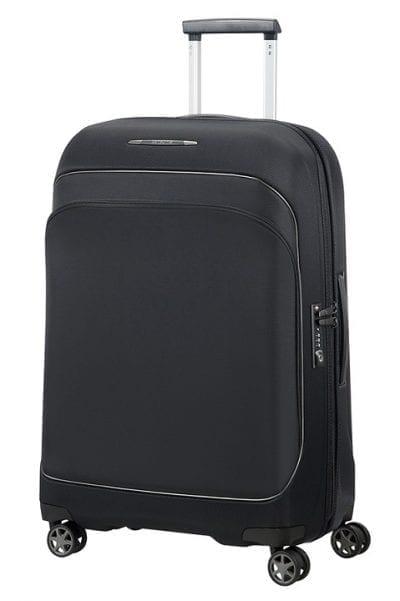 מזוודה משולבת בד וקשיחה סמסונייט Samsonite Fuze 33