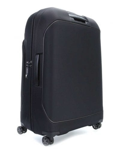 מזוודה משולבת בד וקשיחה סמסונייט Samsonite Fuze 39