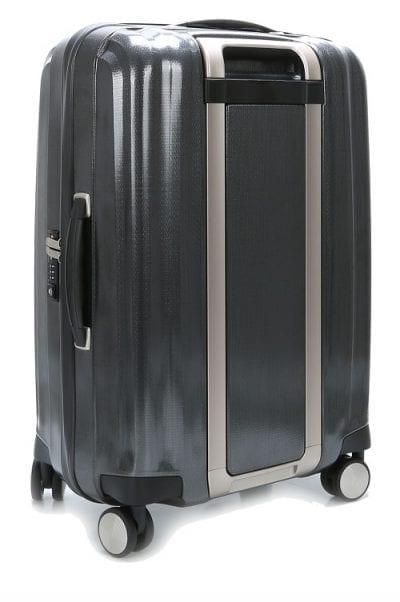 מזוודה קשיחה יוקרתית Samsonite Lite Cube 46