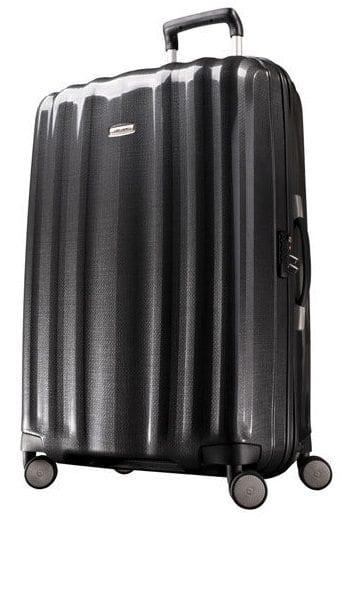 מזוודה קשיחה יוקרתית Samsonite Lite Cube 55