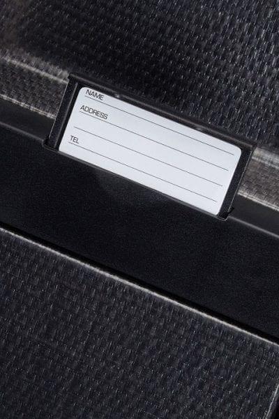 מזוודה קשיחה יוקרתית Samsonite Lite Cube 64