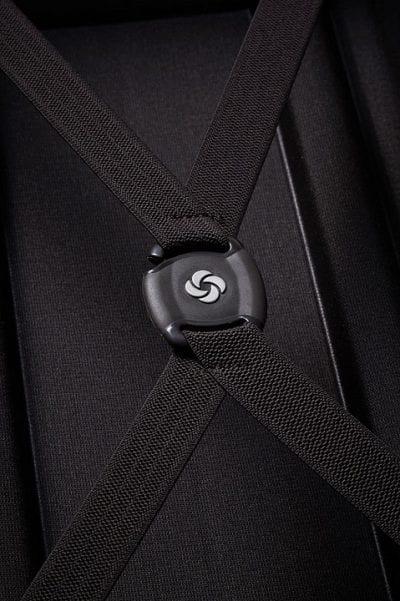 מזוודה קשיחה יוקרתית Samsonite Lite Cube 39