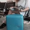 מזוודה קשיחה קלה American Tourister Soundbox 97