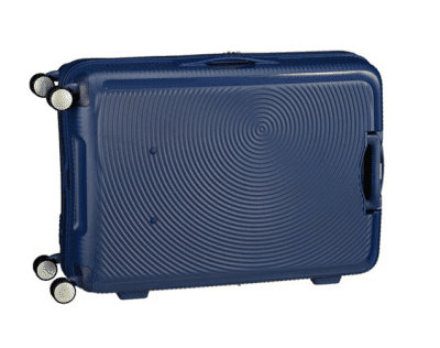 מזוודה קשיחה קלה American Tourister Soundbox 80