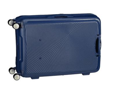 מזוודה קשיחה קלה American Tourister Soundbox 105